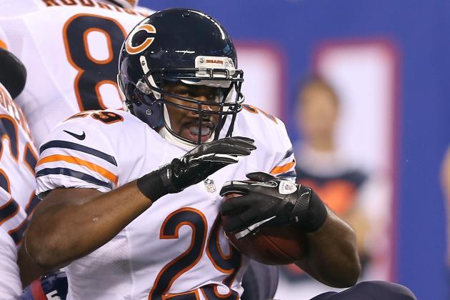 Michael Bush Injury: Updates on Bears RB's Shoulder