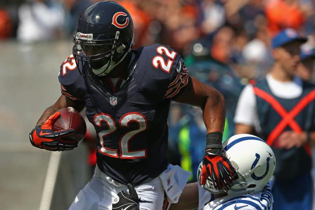 Matt Forte: Start Bears RB with Confidence vs. Cowboys