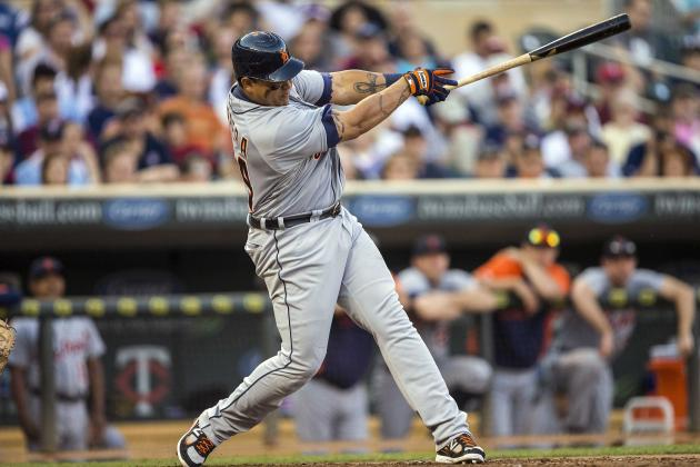 Josh Hamilton and Miguel Cabrera: Masters at the Screaming Line Drive