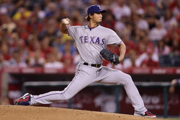 For the Texas Rangers This Postseason, It Has to Be About Yu