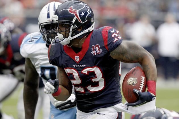 Gary Kubiak: Arian Foster Can Handle 400 or More Carries
