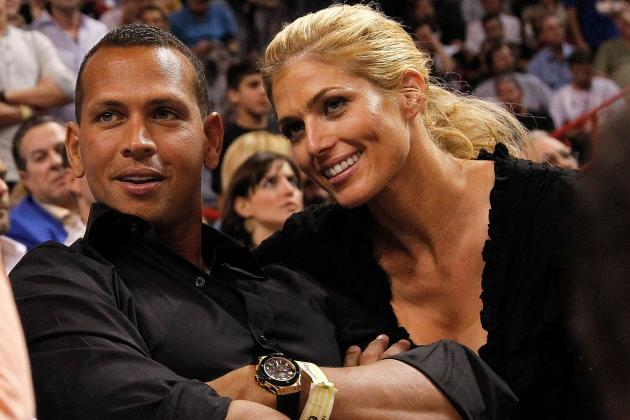 Alex Rodriguez' Girlfriend: Pics of Yankees Slugger's Lovely Lady Torrie Wilson
