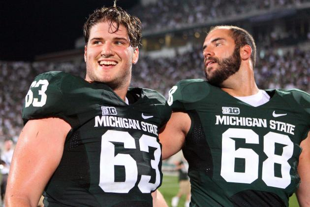 Michigan State Football: Offensive Line Injuries Will Doom Slow Spartan Offense