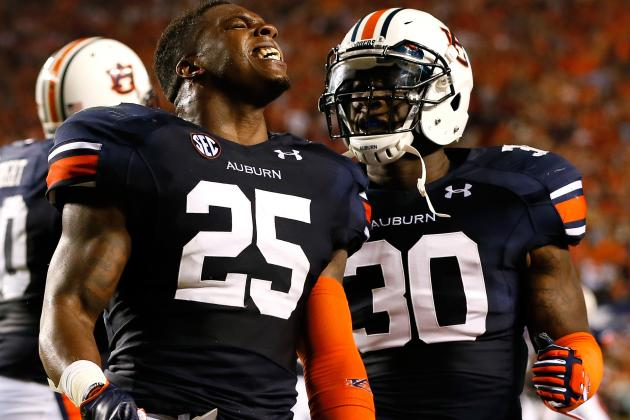 Arkansas vs. Auburn: Why Auburn Won't Even Break a Sweat Beating Razorbacks