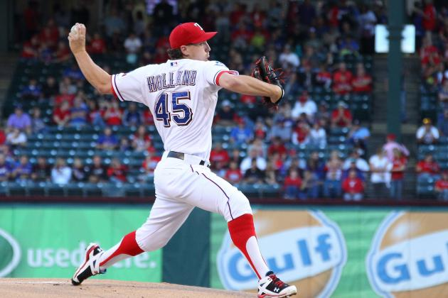 Foul Territory: Derek Holland Addresses Twitter Controversy