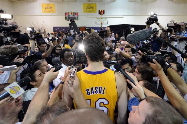 Why the Los Angeles Lakers Are the Most Resourceful Franchise in the NBA