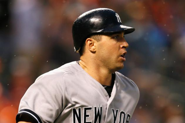 Yankees Tie Franchise Record for HRs in an Inning with Four