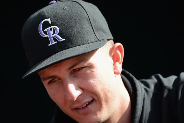 Troy Tulowitzki Won't Rejoin Rockies This Week
