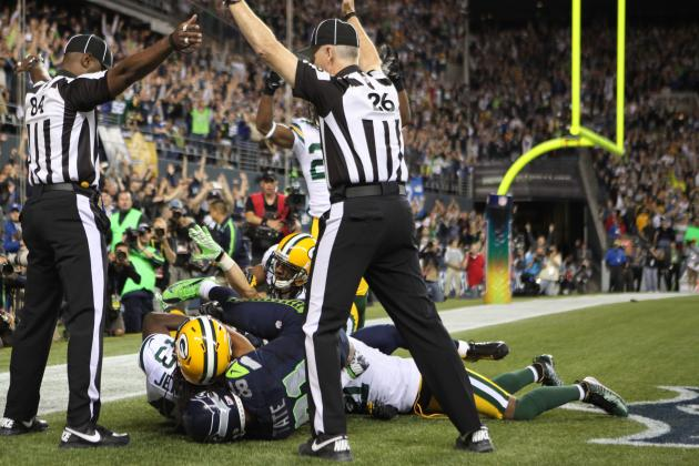 NFL Officiating Nightmare Taught Us One Thing: Owners Main Concern Is Themselves