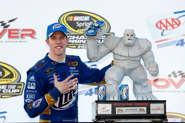NASCAR Sprint Cup: What We Learned in Brad Keselowski's Win at Dover