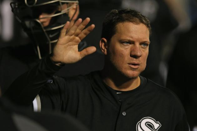 Peavy Hopes Time with White Sox Isn't over