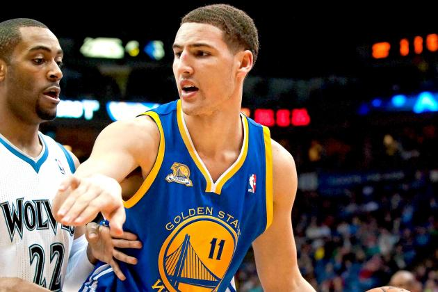 Predicting 3 NBA Sophomores Ready to Break out in 2012-13