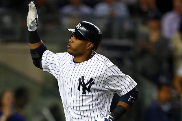 Yanks Trounce Red Sox to Open One-Game Lead