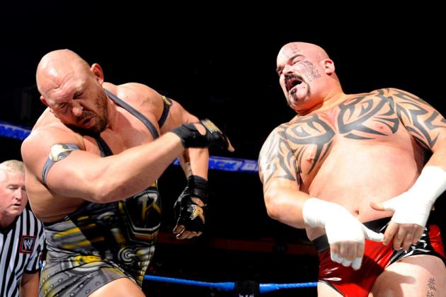 Raw Results: Did Ryback Botch Horribly or Was It Tensai's Fault?