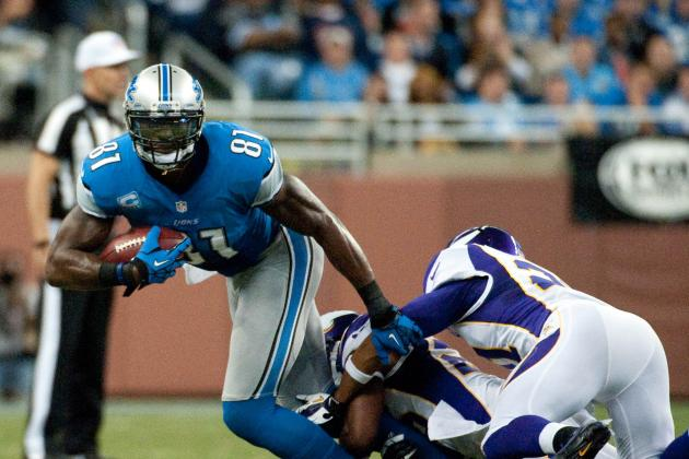 Fantasy Football 2012: Calvin Johnson Should Be Traded Away Now