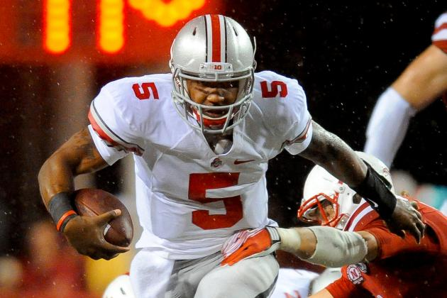 Nebraska vs. Ohio State: Who's the Better QB, Taylor Martinez or Braxton Miller?