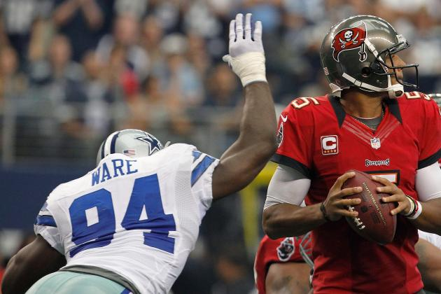 Dallas Cowboys: Is DeMarcus Ware the Best Pass-Rusher in the NFL?