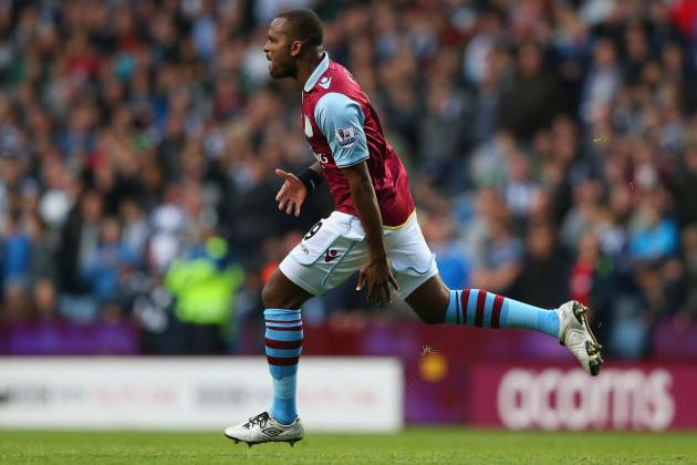 Aston Villa EPL News: Darren Bent Had 'No Idea' About Omission vs. West Brom