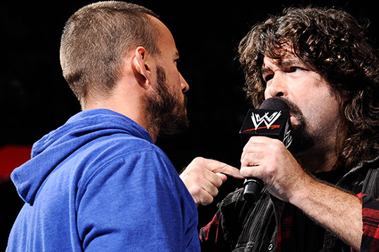 WWE Hell in a Cell 2012: Could Mick Foley Replace John Cena in the Main Event?