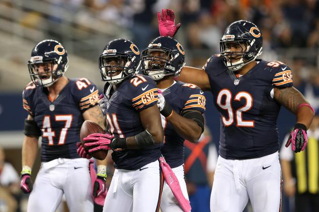 Bears vs. Cowboys: Chicago Proves They Have the Best Pass Defense in NFL
