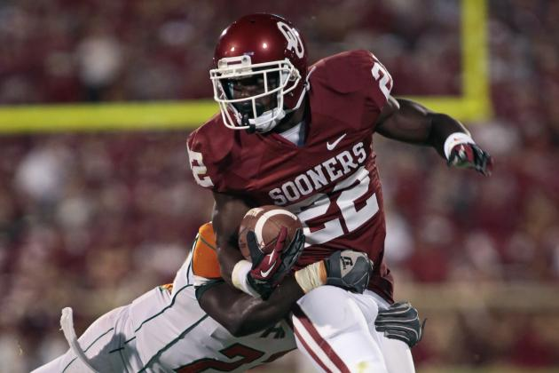 Oklahoma Football: Why the Sooners Must Free Roy Finch