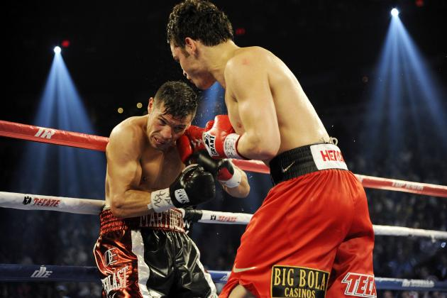 Julio Cesar Chavez Jr: Rematch with Martinez Would End in Knockout