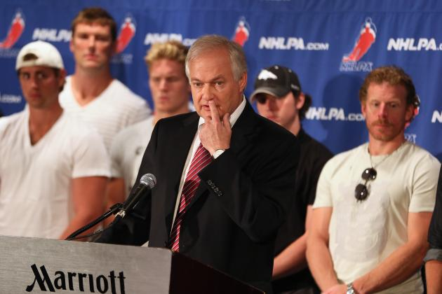 NHL Lockout 2012: NHL Players Are in a No-Win Situation