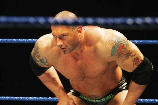 Batista's MMA Debut: Meet the Former WWE Star's 1st Opponent