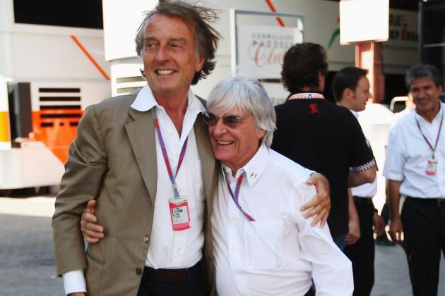 Is Bernie Ecclestone's Call to Drop New F1 Engine Regulations Ferrari's Bidding?