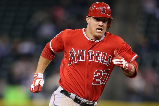 Angels 8, Mariners 4