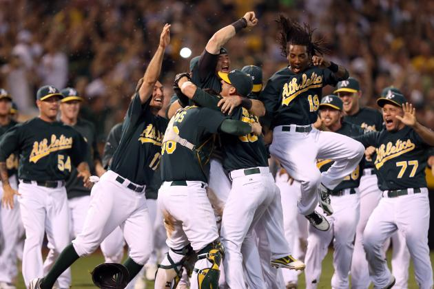 Oakland Athletics: Yes, They Are Really in the 2012 MLB Postseason