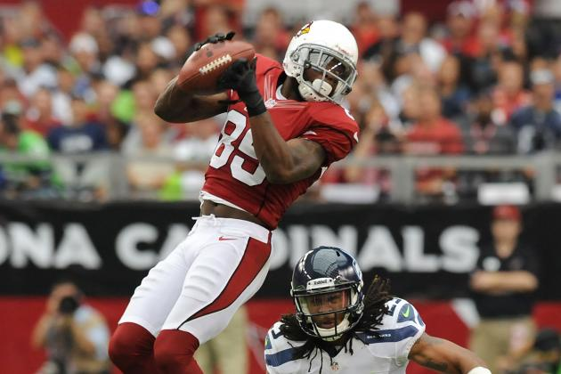 NFL Wide Receivers: Which Team Made the Best 2012 Deal So Far?