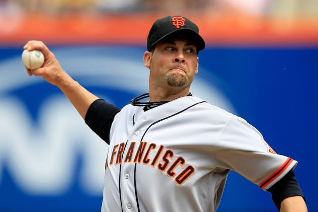 San Francisco Giants: How Vogelsong and Zito Should Be Used in the Playoffs