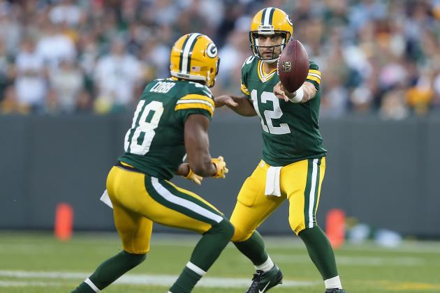 Green Bay Packers: Why Randall Cobb Should Back Up Aaron Rodgers at Quarterback