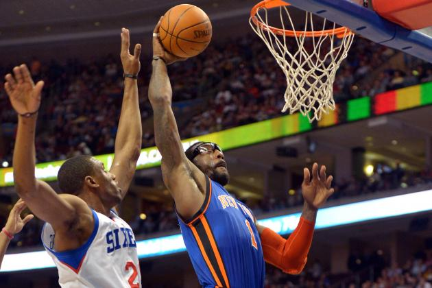 Amar'e Stoudemire: Breaking Down How Amar'e Can Dominate the Paint