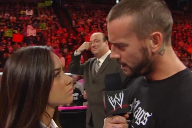WWE: Why CM Punk & AJ's Relationship Should Be Renewed
