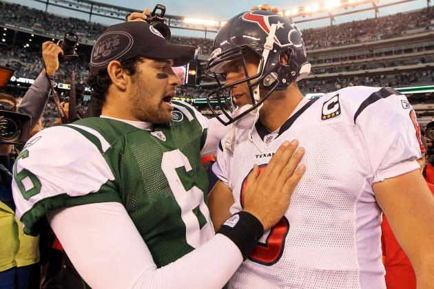 Houston Texans vs. New York Jets Betting Preview