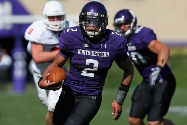 Northwestern vs. Penn State: TV Schedule, Live Stream, Radio, Game Time and More