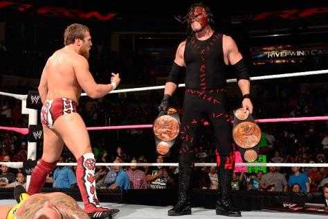 WWE Raw Results: The Tag Team Division Is Alive and Well