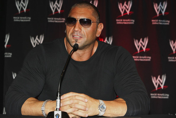 WWE News: Batista Takes a Shot at the Miz in MMA Interview