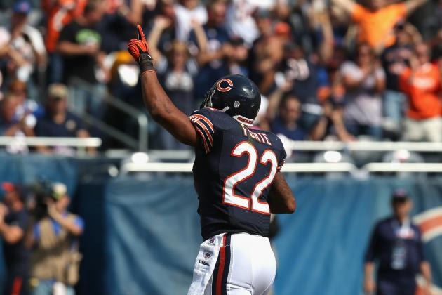 Matt Forte: Bears RB Will Return to Elite Fantasy Level in Week 5 vs. Jaguars