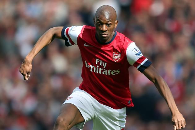 Diaby Ruled out with Thigh Injury