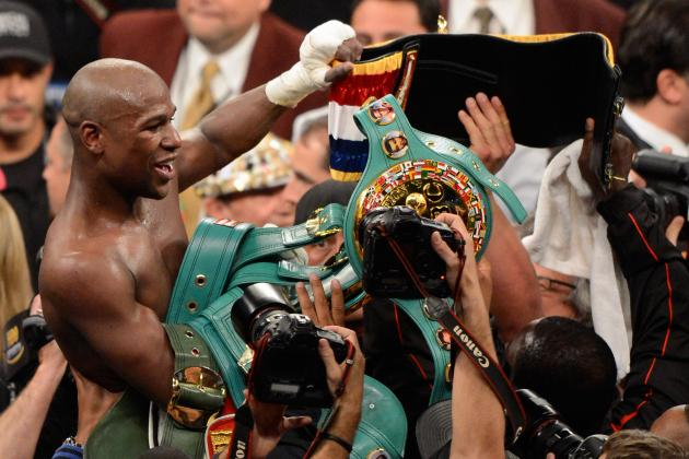 Floyd Mayweather Jr.: Bouts with Manny Pacquiao & Tim Bradley for $200 Million?