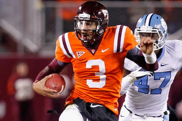 Virginia Tech vs. North Carolina: TV Schedule, Live Stream, Game Time and More