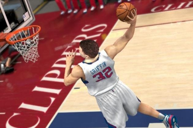 NBA 2K13: The Top 5 Things Fans Should Be Excited About