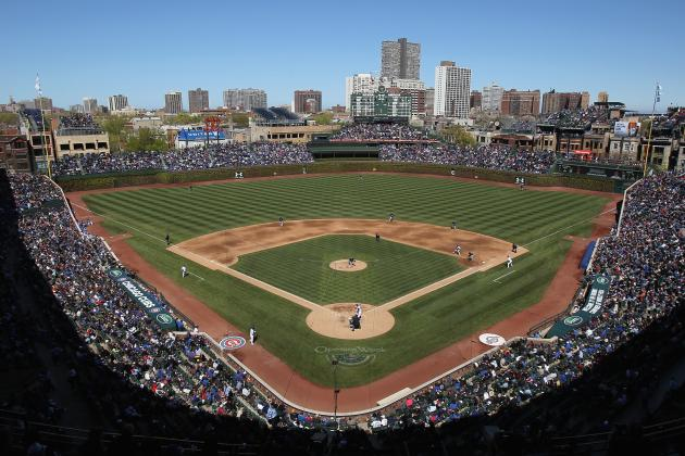 Web Site Ranks Wrigley Field as MLB's Dirtiest Ballpark