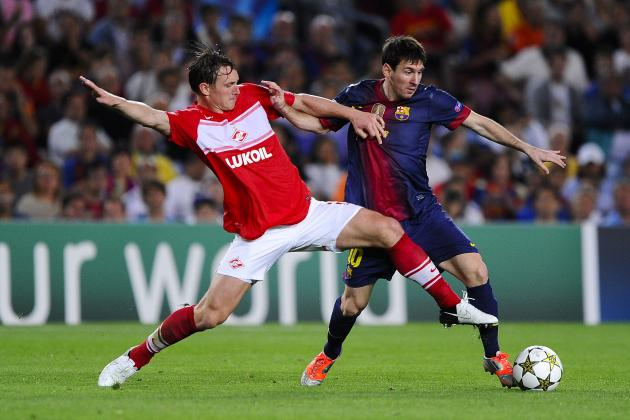 Benfica vs Barcelona Live Stream: Online Viewing Info for Champions League Clash