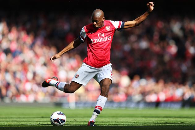 Abou Diaby to Miss 3 Weeks Due to Injury, Mikel Arteta Struggling with Fitness