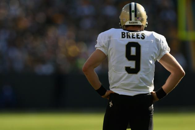 New Orleans Saints: With Playoffs Unlikely, What Can They Accomplish in 2012?