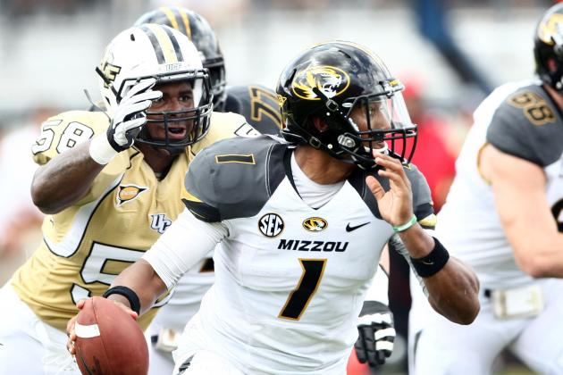 Tigers QB Franklin Shows Improvement